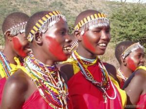 tribu maasai afrique