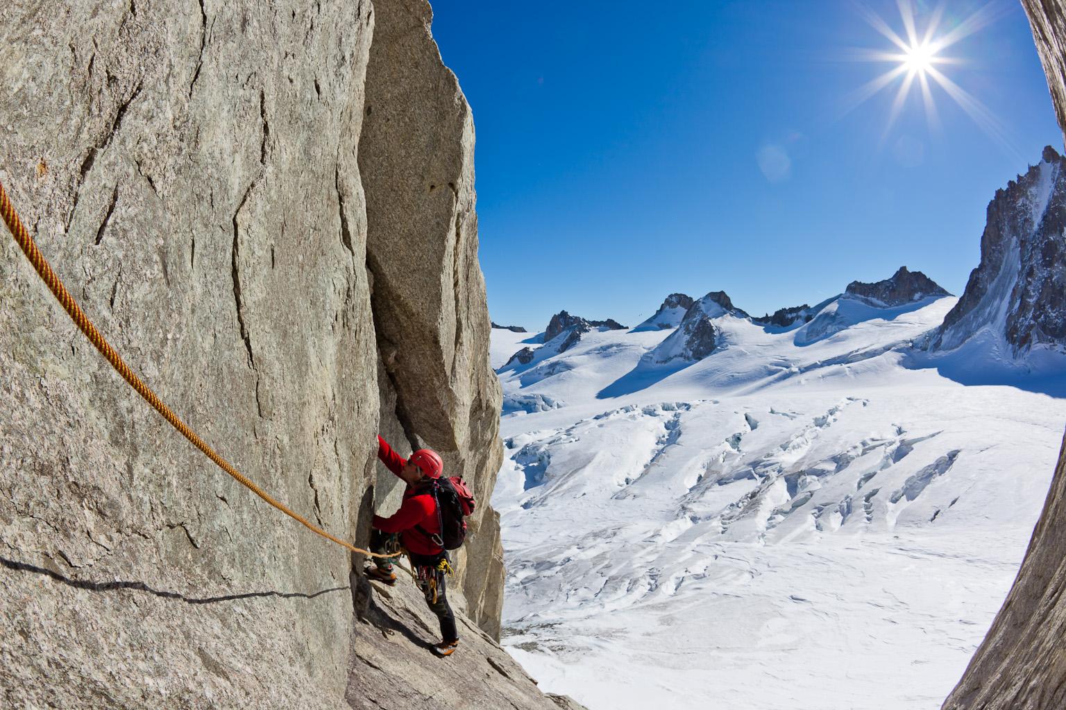Alpes à Chamonix Mont-Blanc