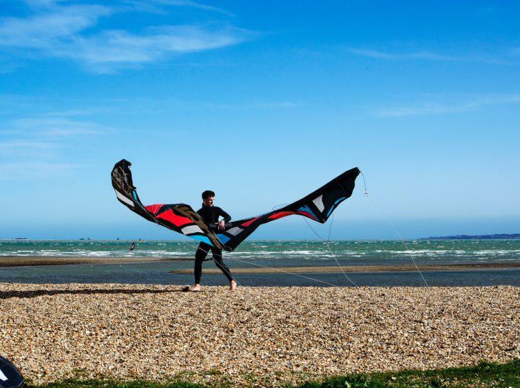 Où se pratique le kitesurf ?